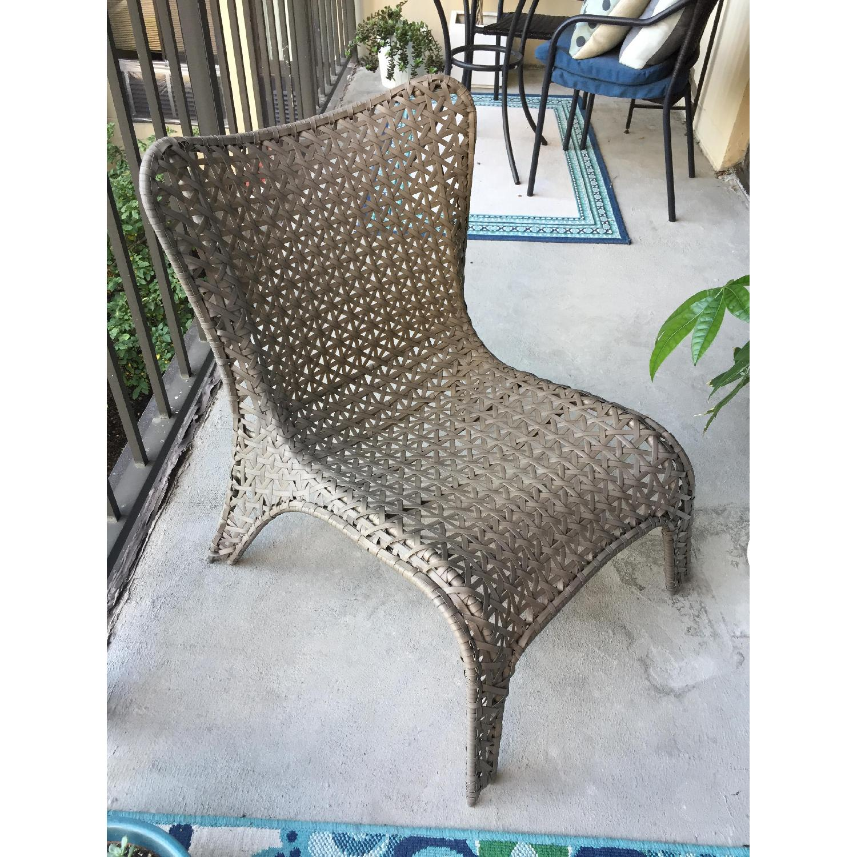 Allen + Roth Conversation Chair - image-3
