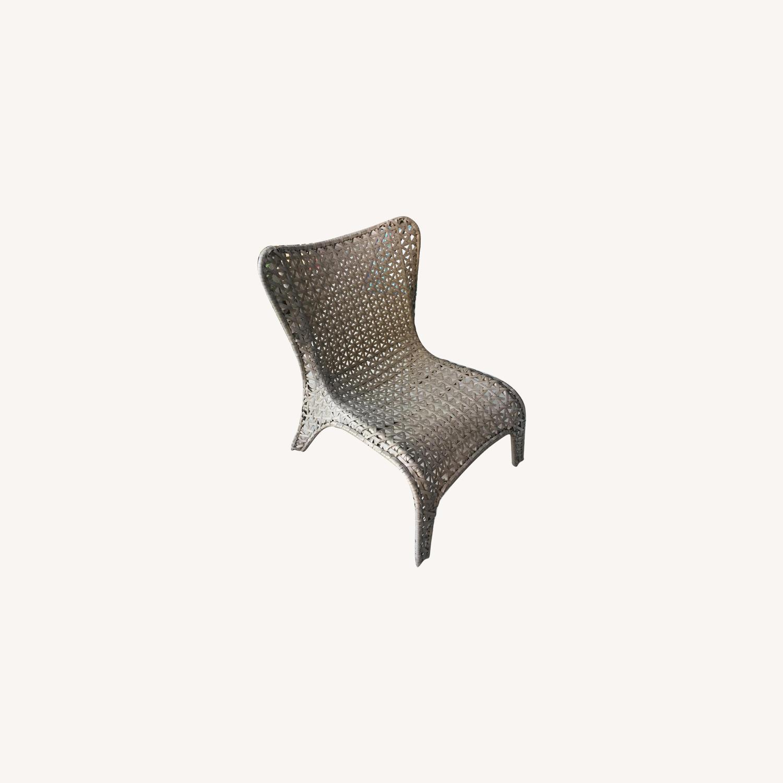 Allen + Roth Conversation Chair - image-5