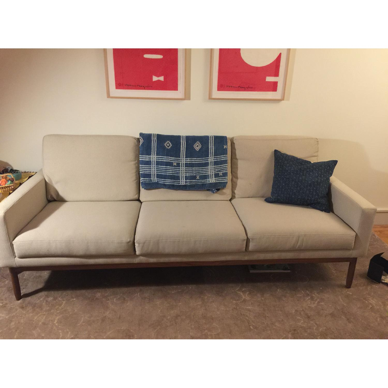Design Within Reach Raleigh Sofa in Natural - image-1