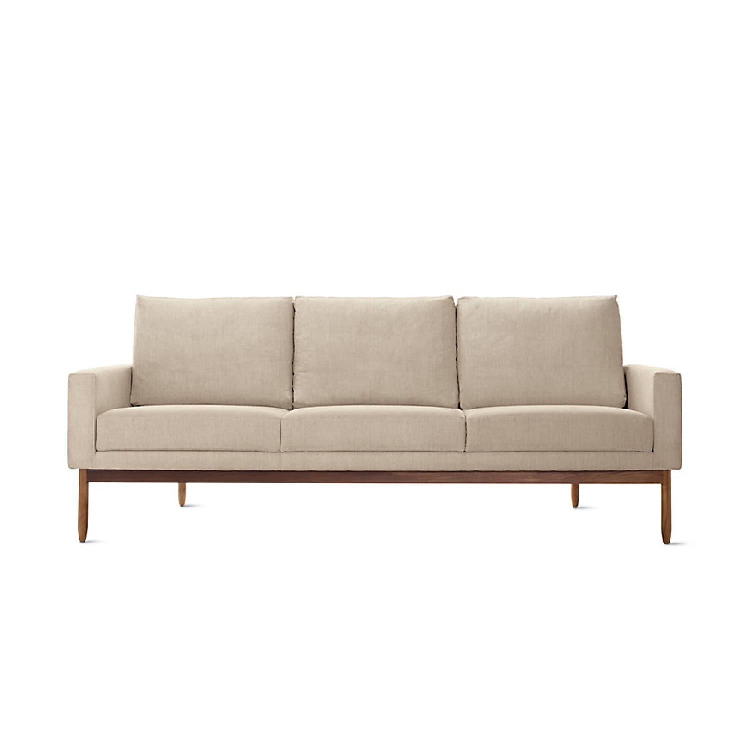 Design Within Reach Raleigh Sofa in Natural - image-0