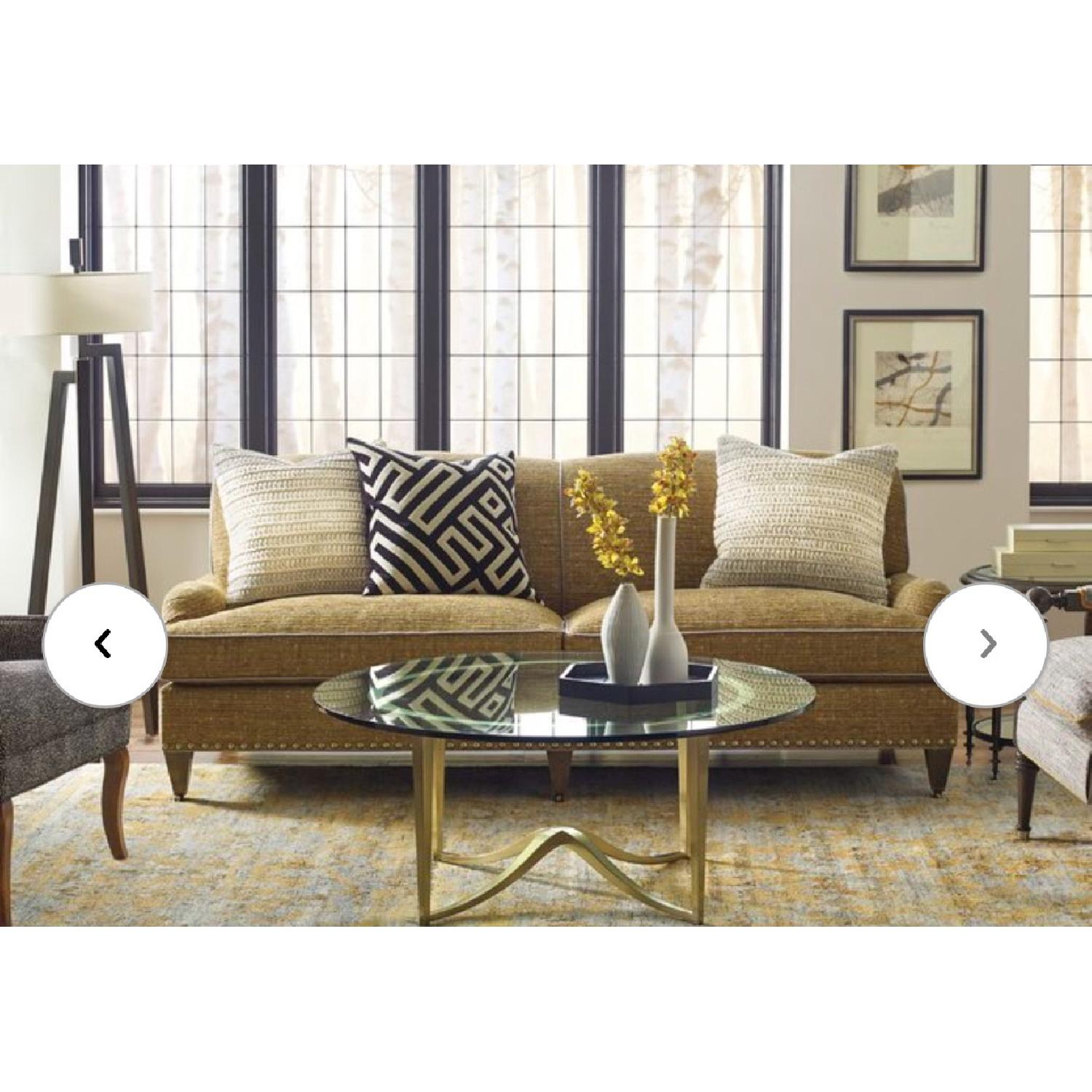 Company C Jasper Hand-Knotted Wool Gold/Gray Area Rug - image-2