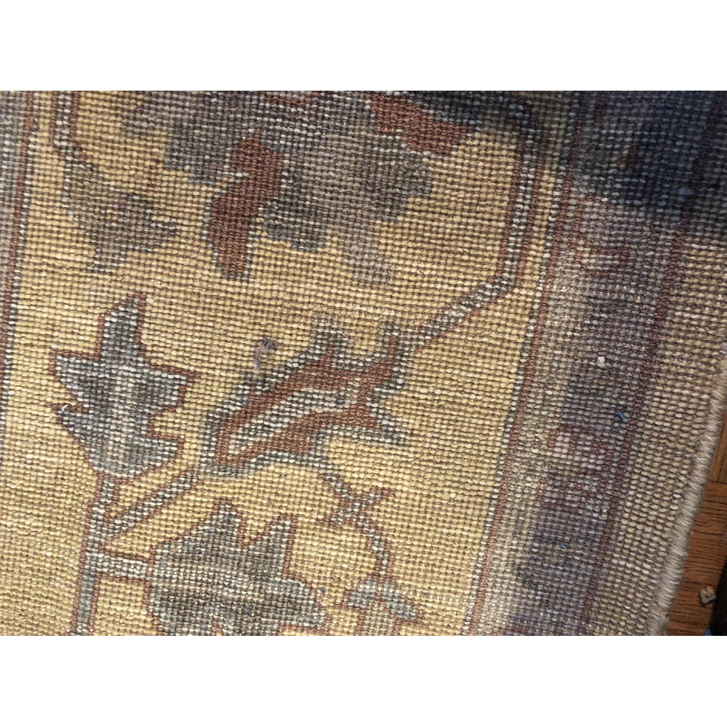 ABC Carpet and Home Beetie Classio Yellow Oriental Carpet - image-8