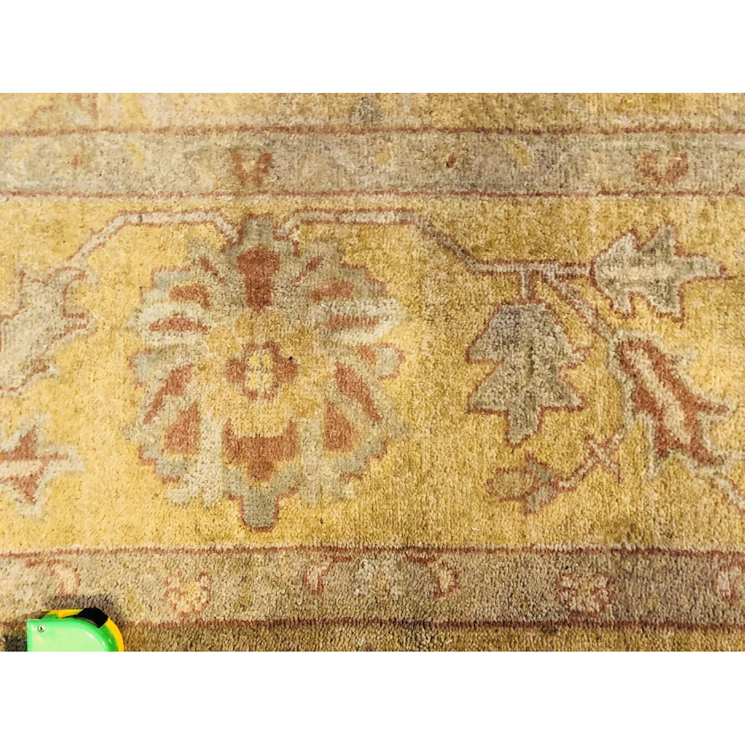ABC Carpet and Home Beetie Classio Yellow Oriental Carpet - image-7