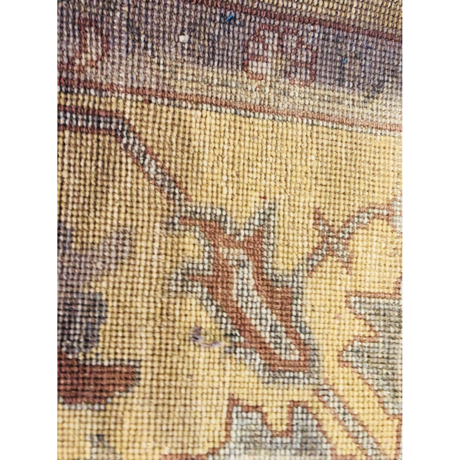 ABC Carpet and Home Beetie Classio Yellow Oriental Carpet - image-4