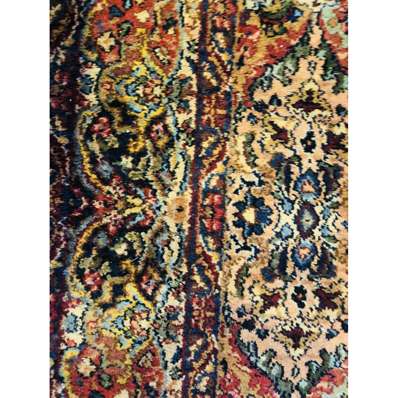 Karastan Samovar Multi Patterned Pink Oriental Rug - image-7