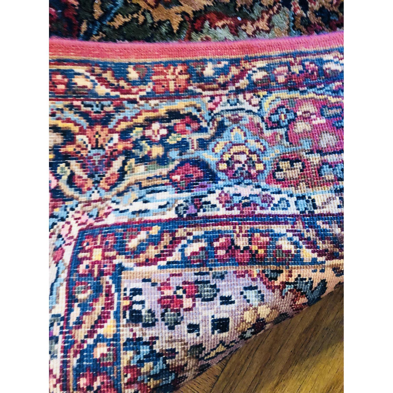 Karastan Samovar Multi Patterned Pink Oriental Rug - image-3