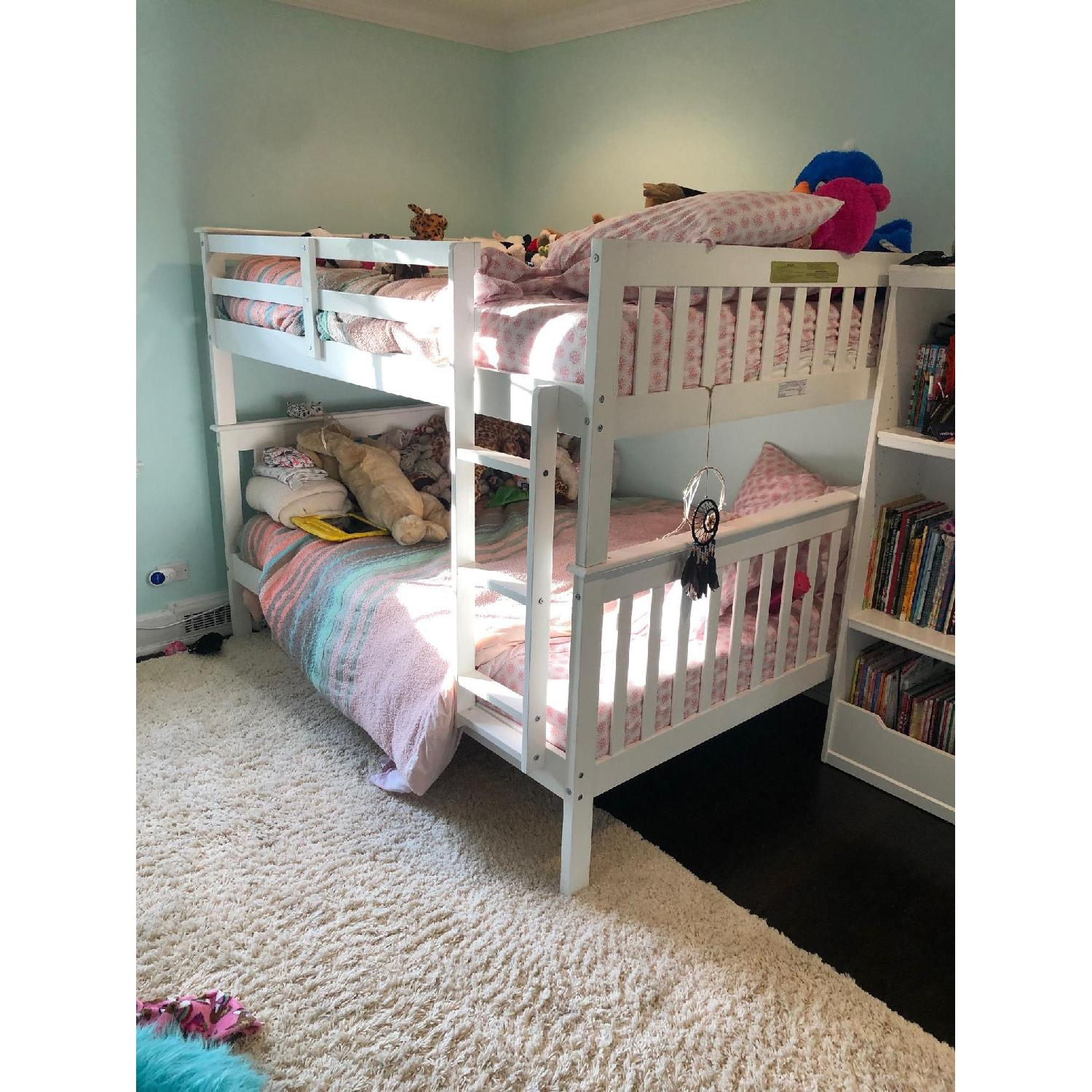 Donco Kids Mission Full Size Bunk Bed - image-2