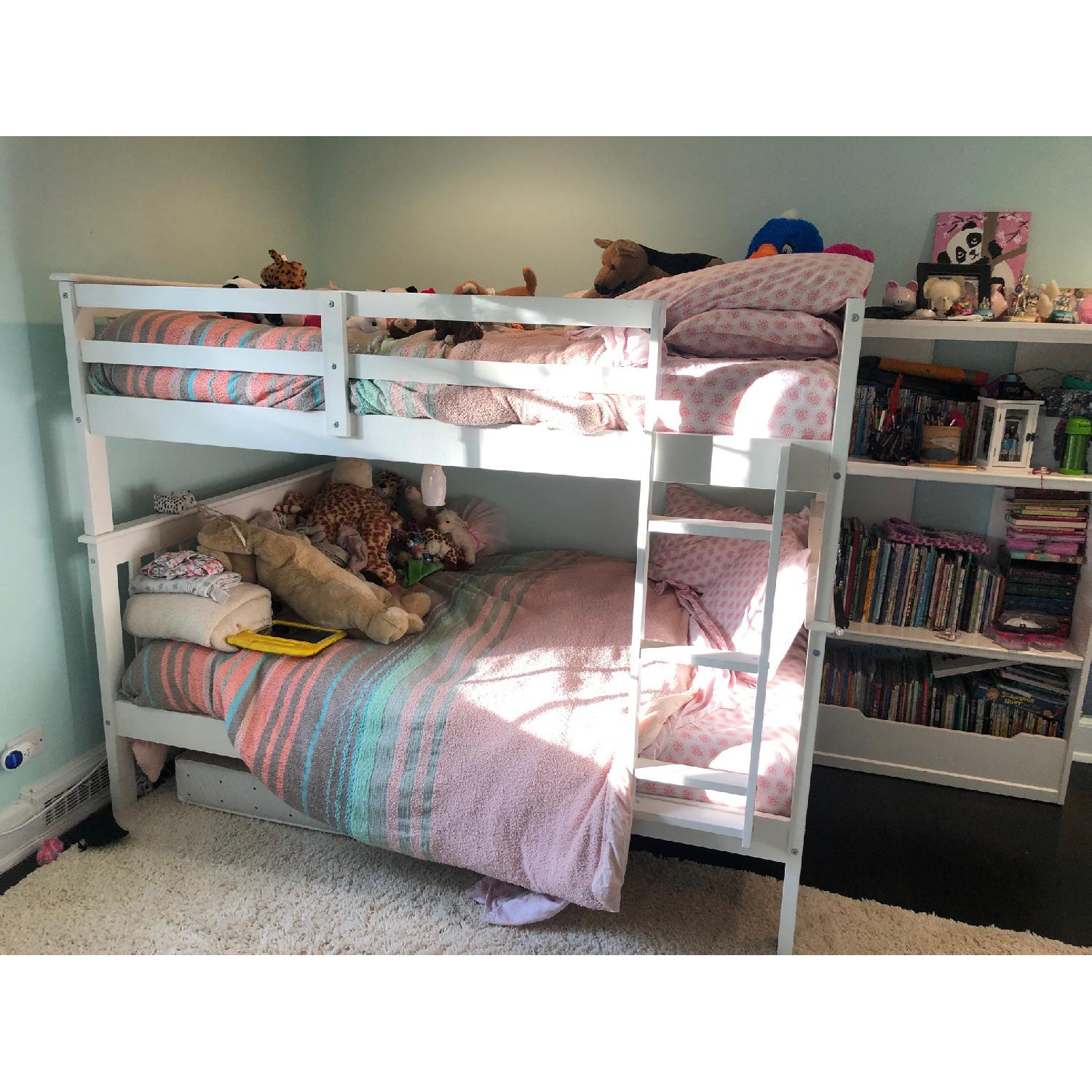 Donco Kids Mission Full Size Bunk Bed - image-3