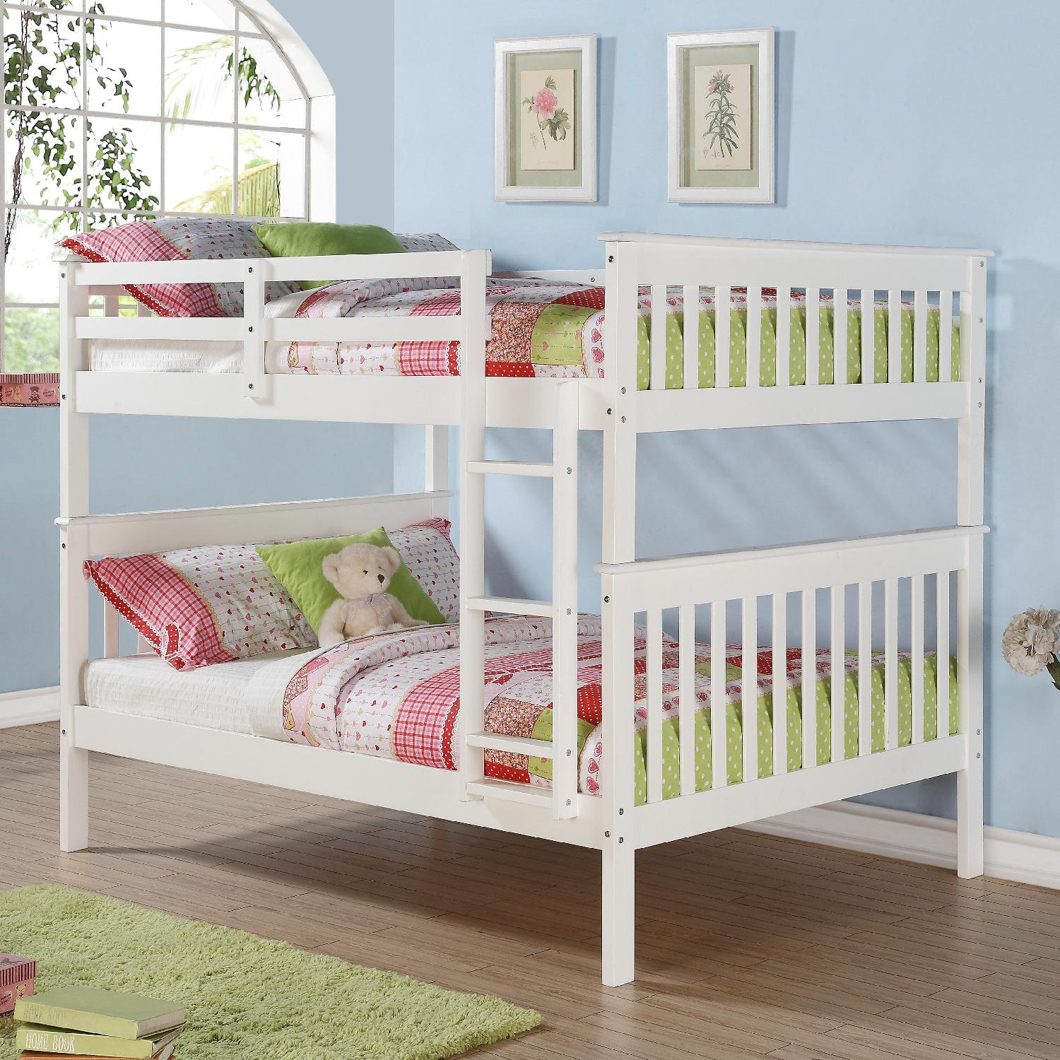 Donco Kids Mission Full Size Bunk Bed - image-6