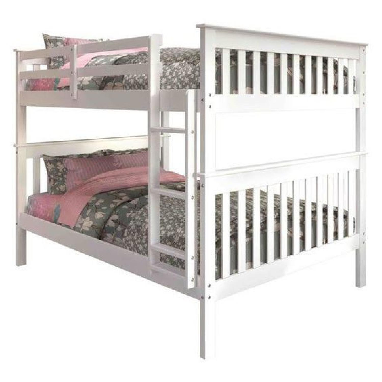 Donco Kids Mission Full Size Bunk Bed - image-0