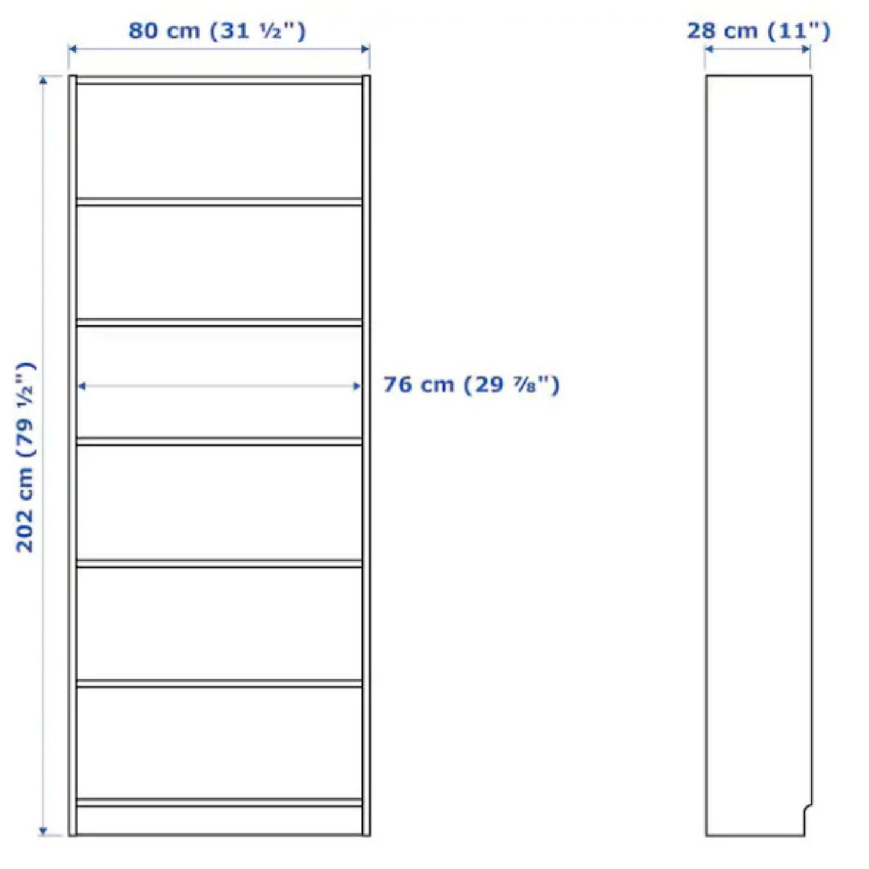 Ikea Billy Bookcase - image-2