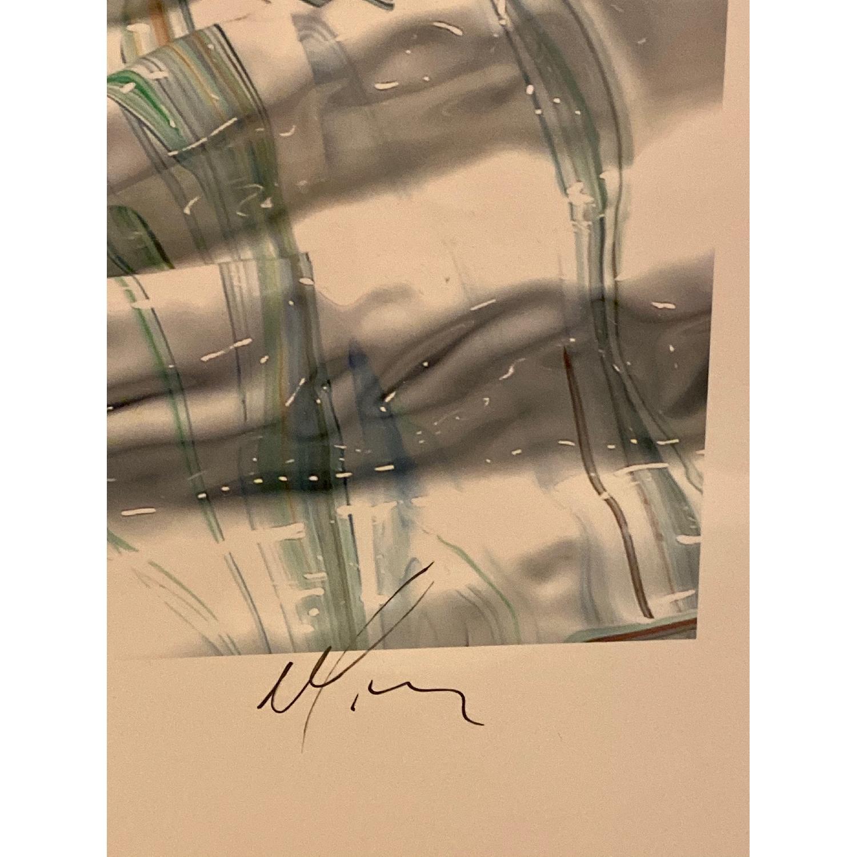 Original Abstract Mark Lovejoy Print - image-5
