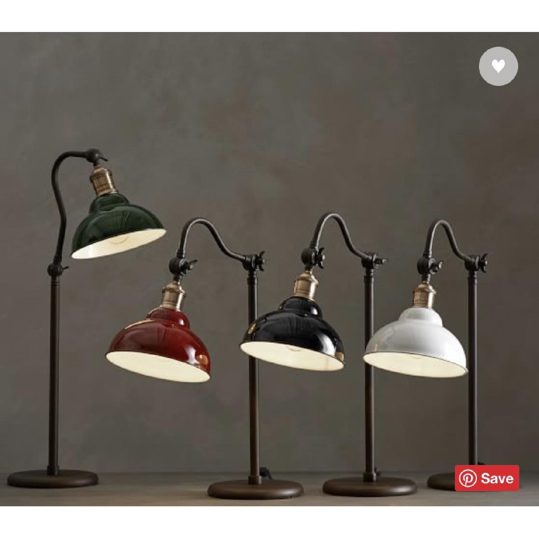Pottery Barn Preston Task Table Lamp - image-1