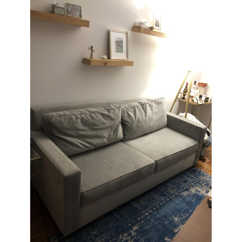West Elm Henry Sleeper Sofa - image-2