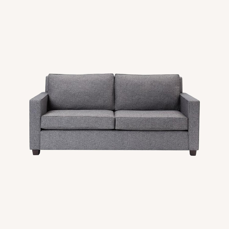 West Elm Henry Sleeper Sofa - image-0