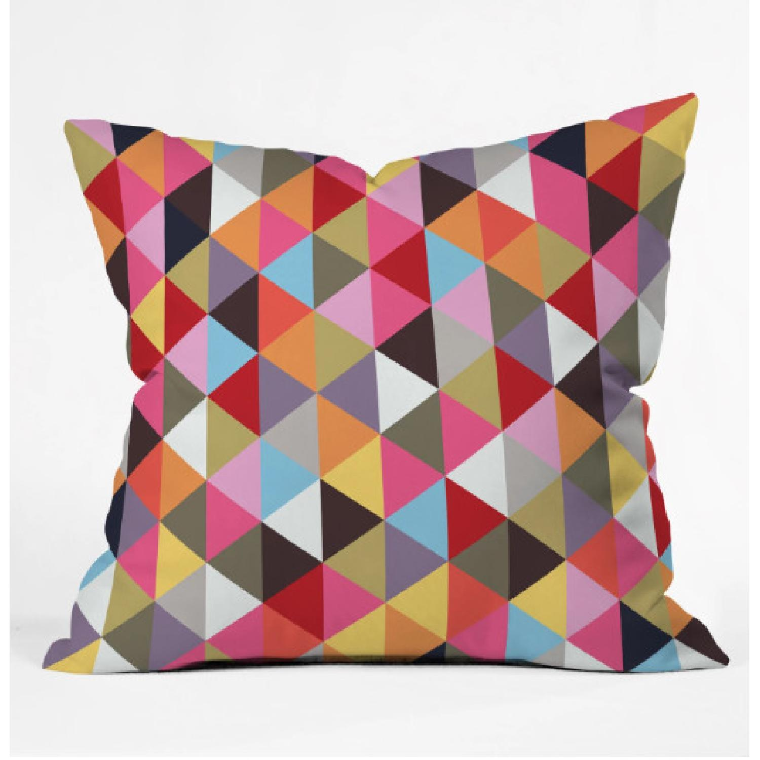 Deny Designs Throw Pillow - image-3