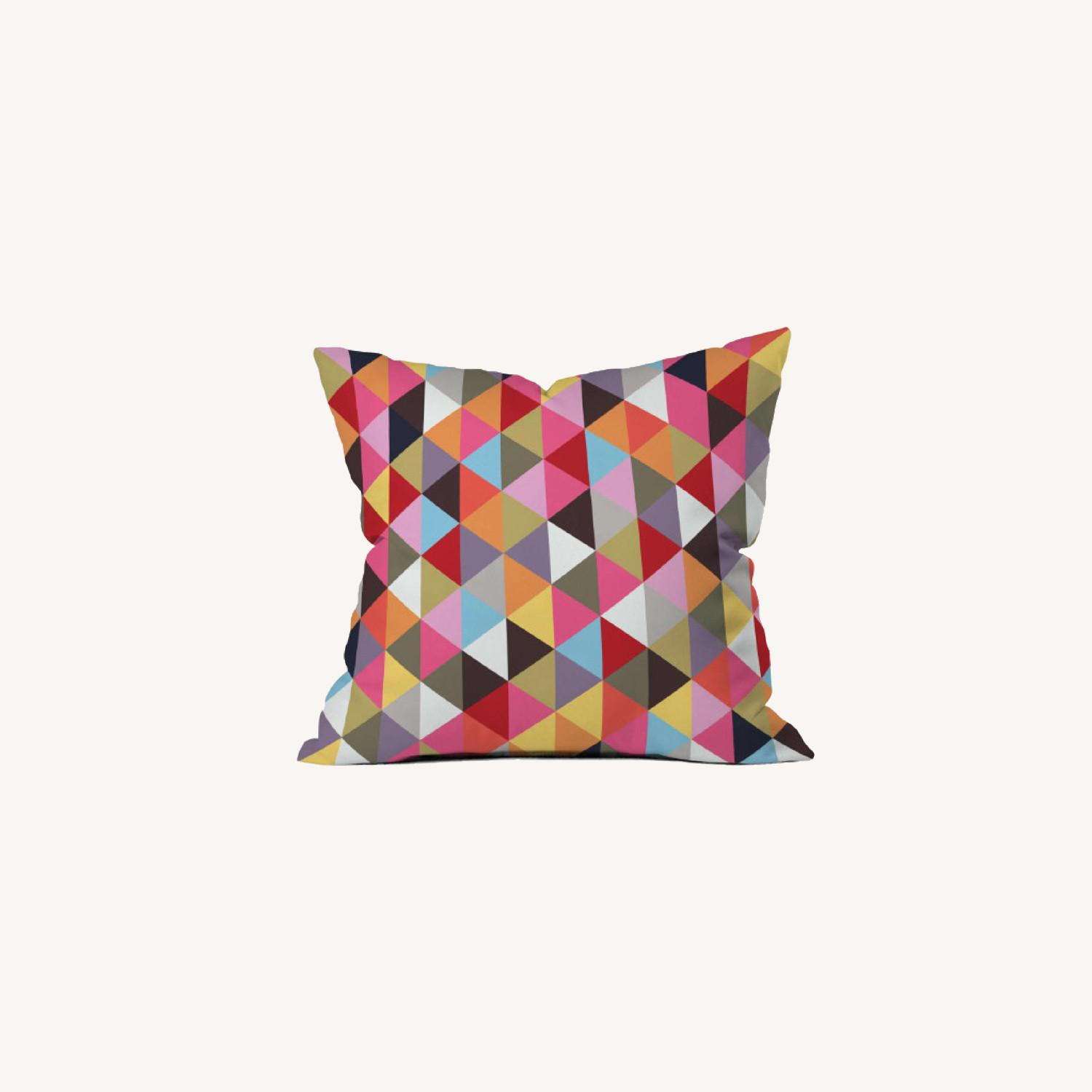 Deny Designs Throw Pillow - image-0