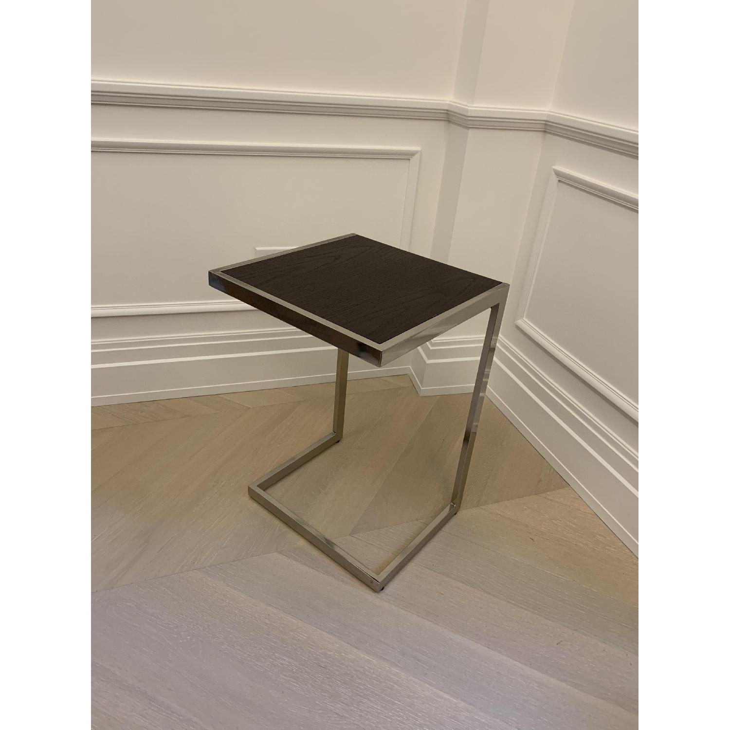 Taylor Made Wood Side Table - image-2