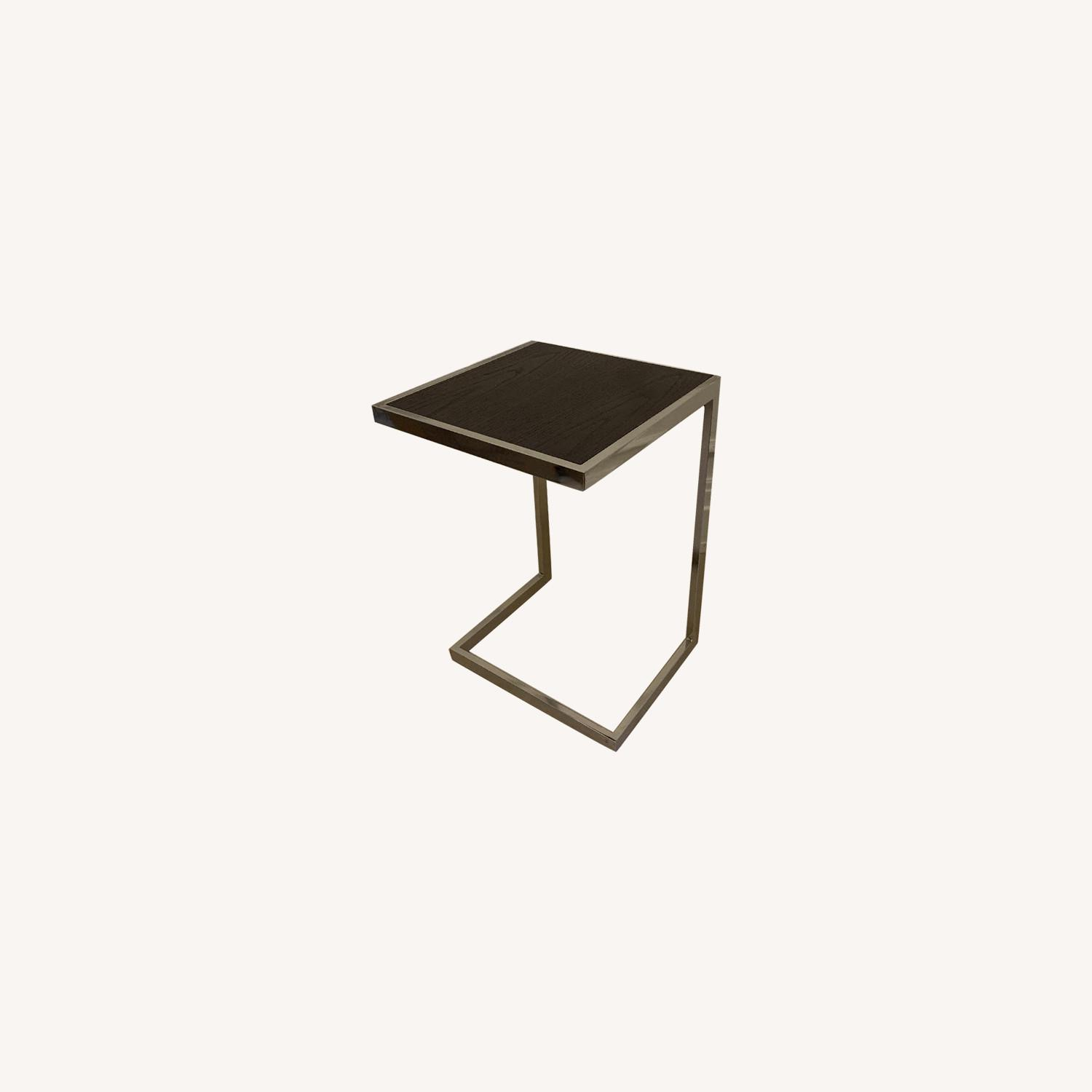 Taylor Made Wood Side Table - image-0