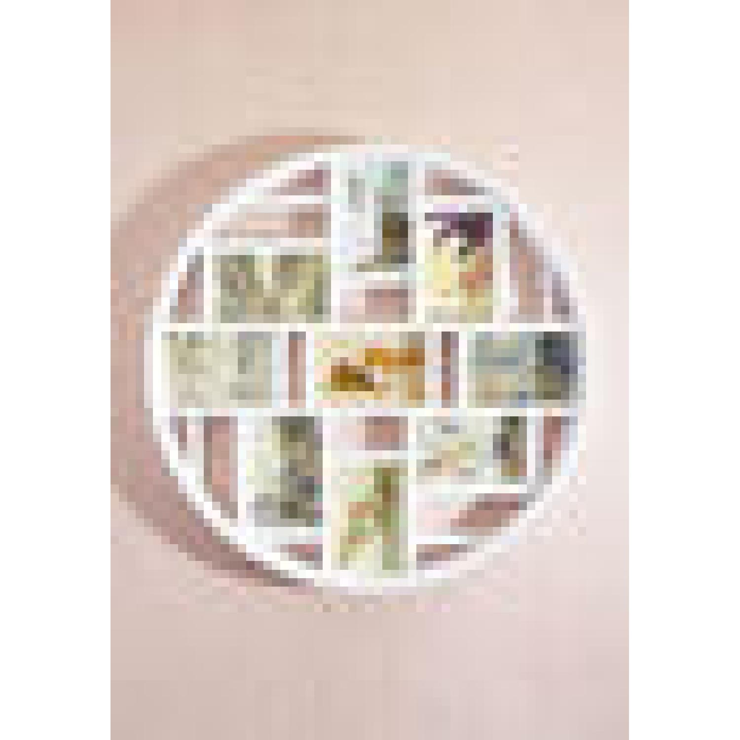 Umbra Luna Round Here Circle Multi Collage Picture Frame - image-1