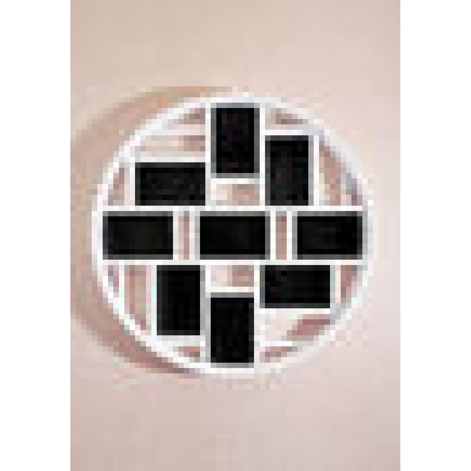 Umbra Luna Round Here Circle Multi Collage Picture Frame - image-2