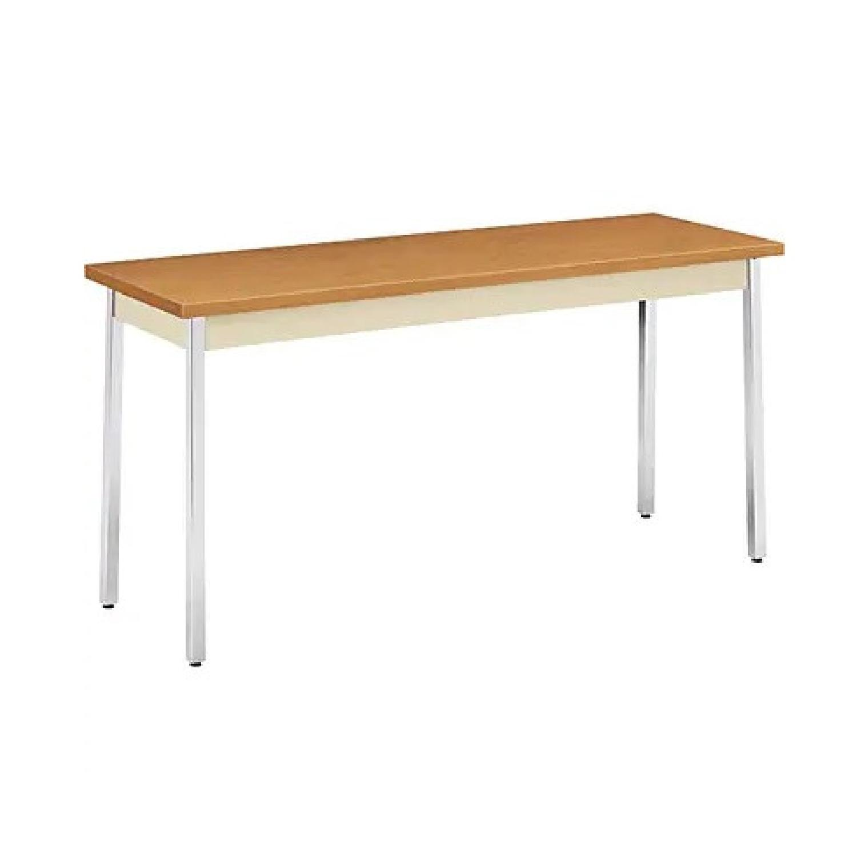 Hon Solid Utility Rectangular Desk/Table - image-0