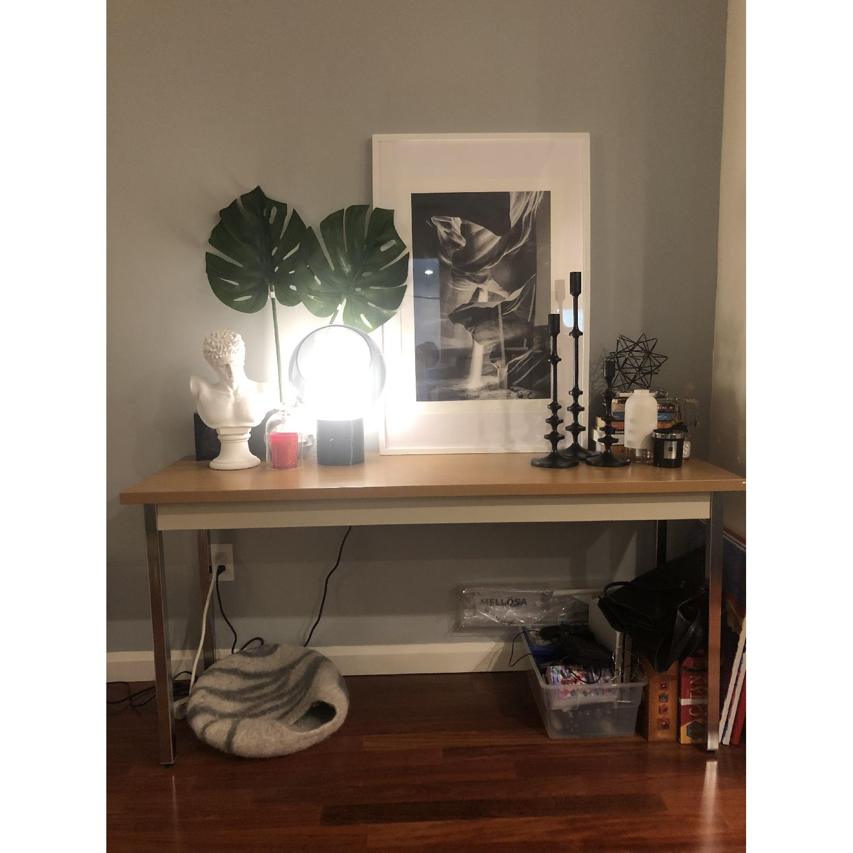 Hon Solid Utility Rectangular Desk/Table - image-1