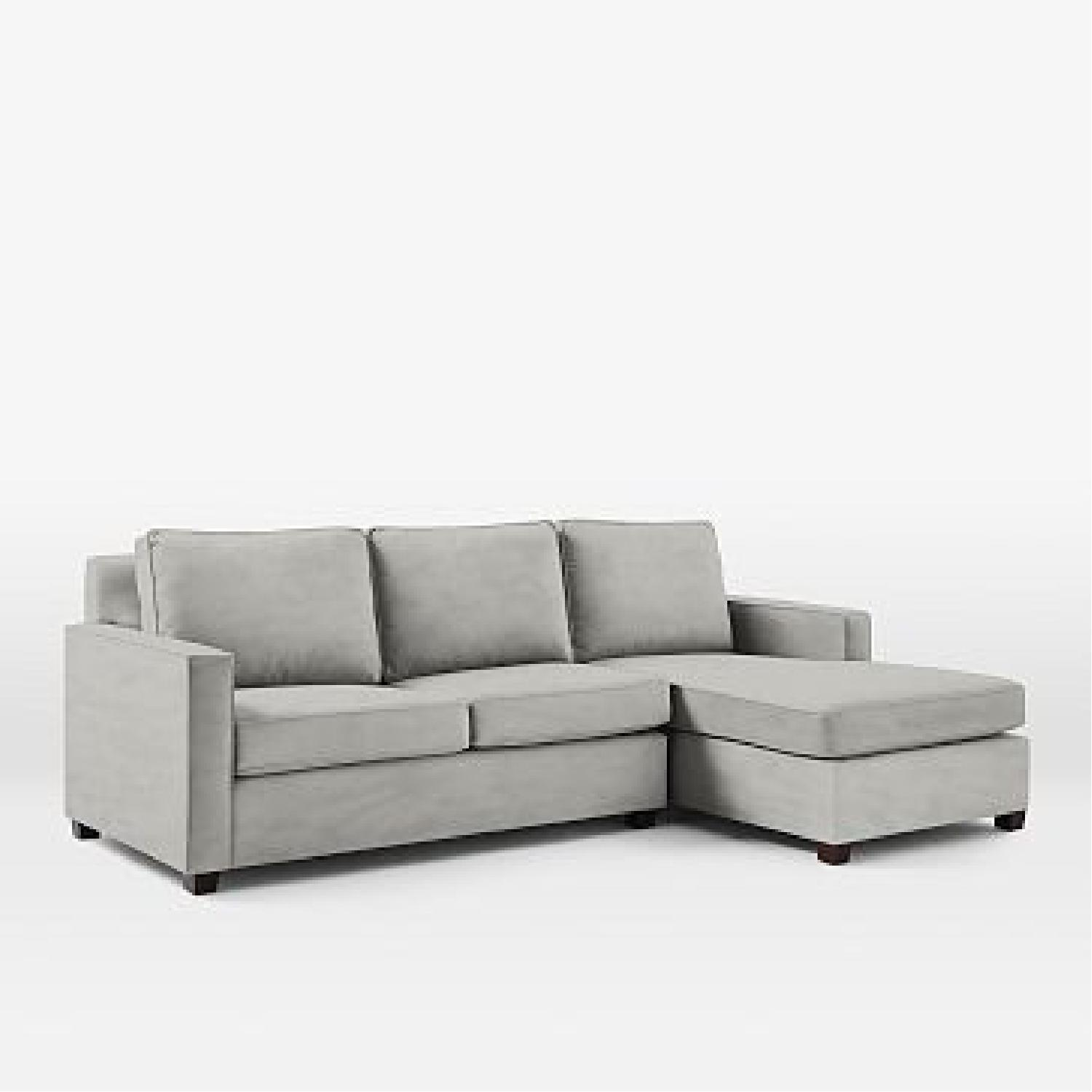 West Elm Henry 2-Piece Chaise Sectional Sofa - image-6