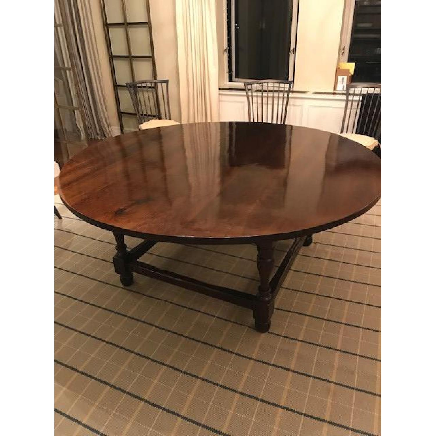 ABC Carpet and Home Round Dining Table - image-1