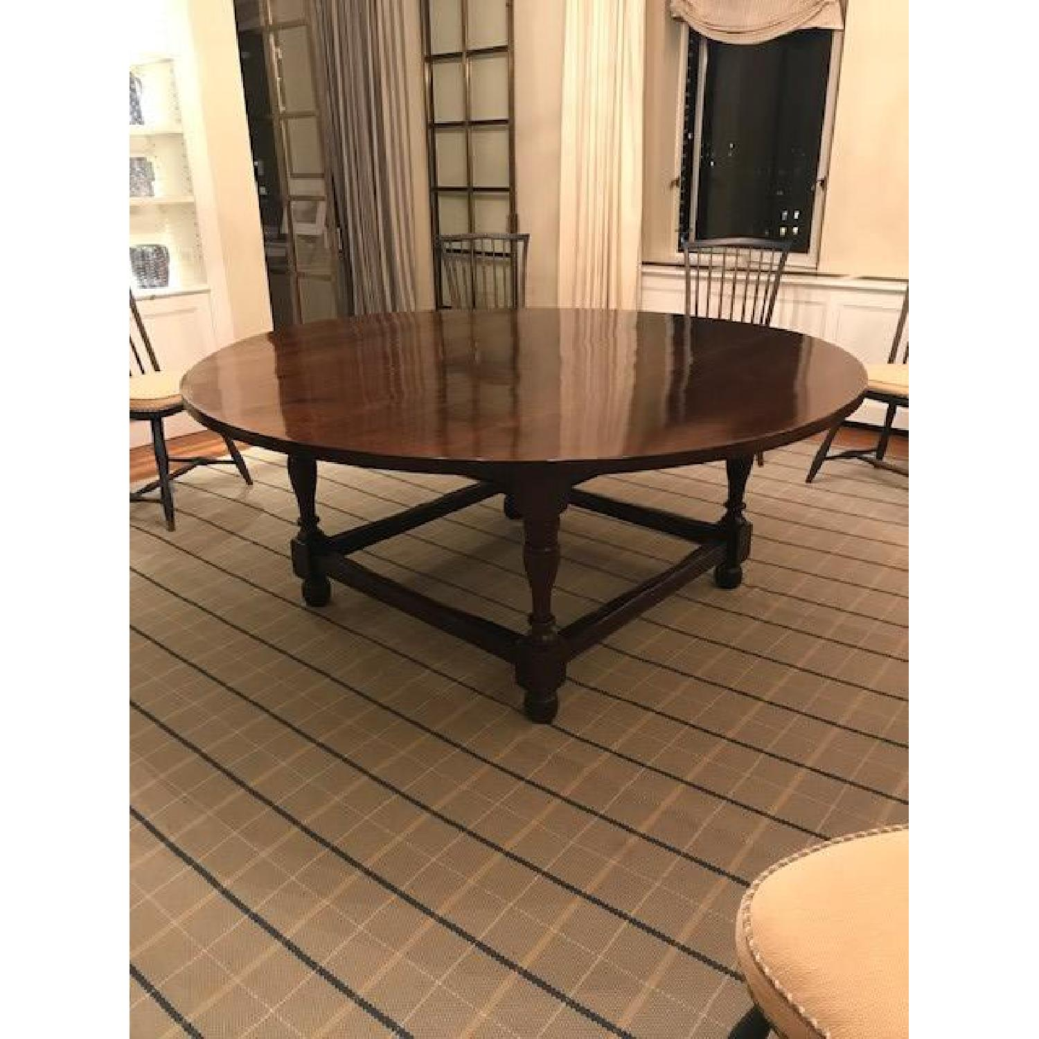 ABC Carpet and Home Round Dining Table - image-3