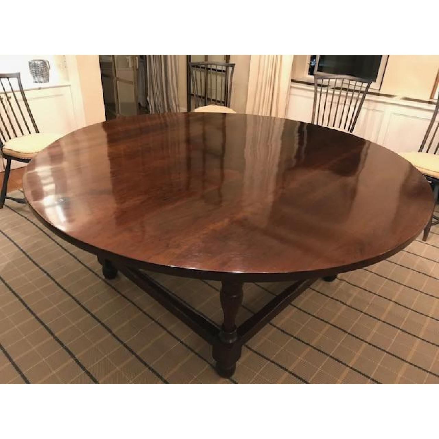 ABC Carpet and Home Round Dining Table - image-4