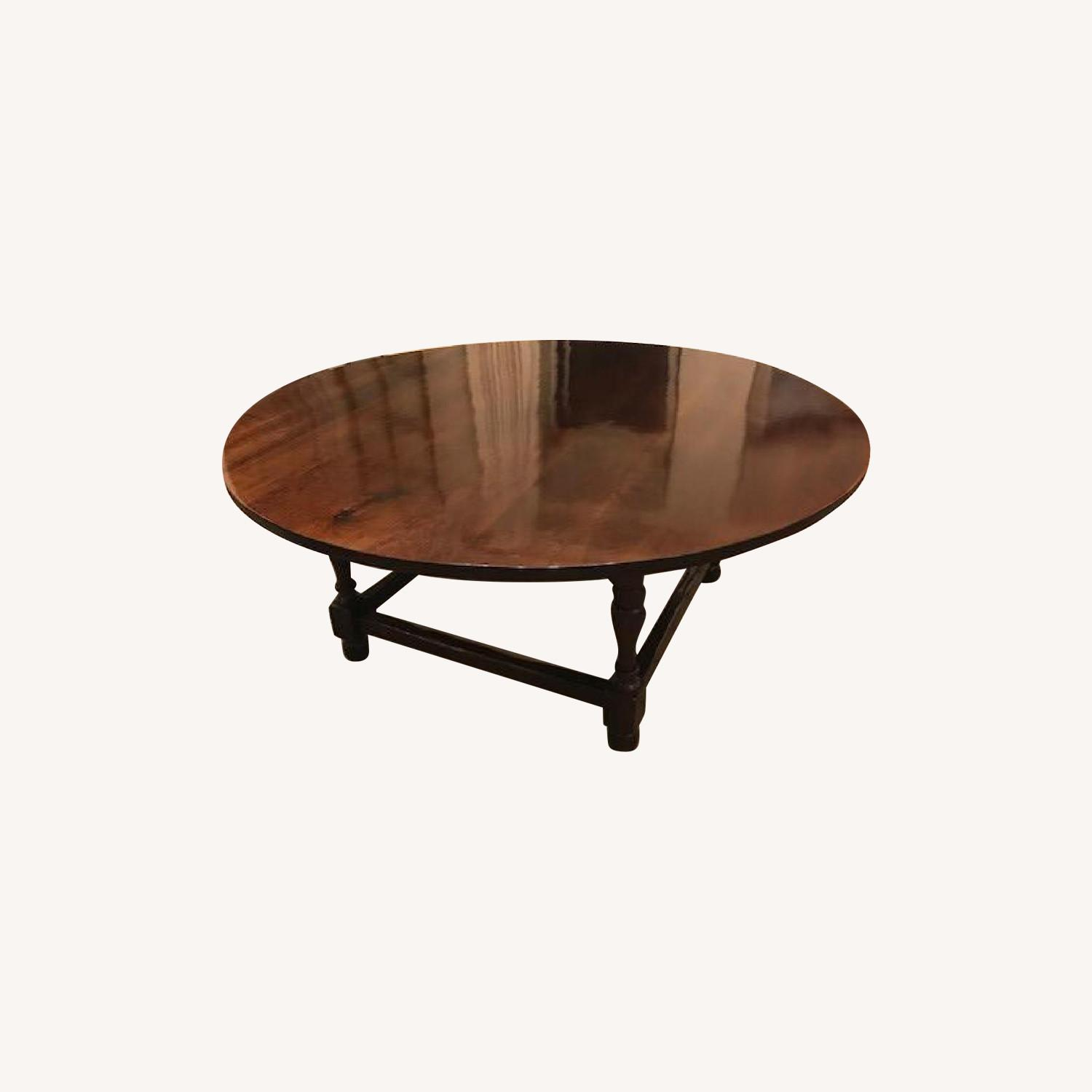 ABC Carpet and Home Round Dining Table - image-0