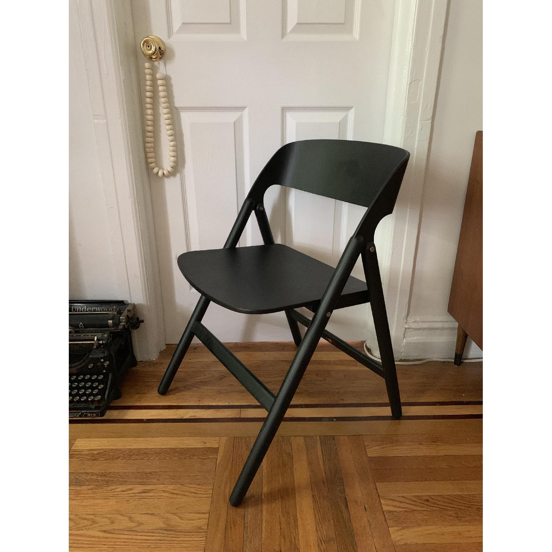 Strange Design Within Reach Narin Folding Chair Aptdeco Uwap Interior Chair Design Uwaporg