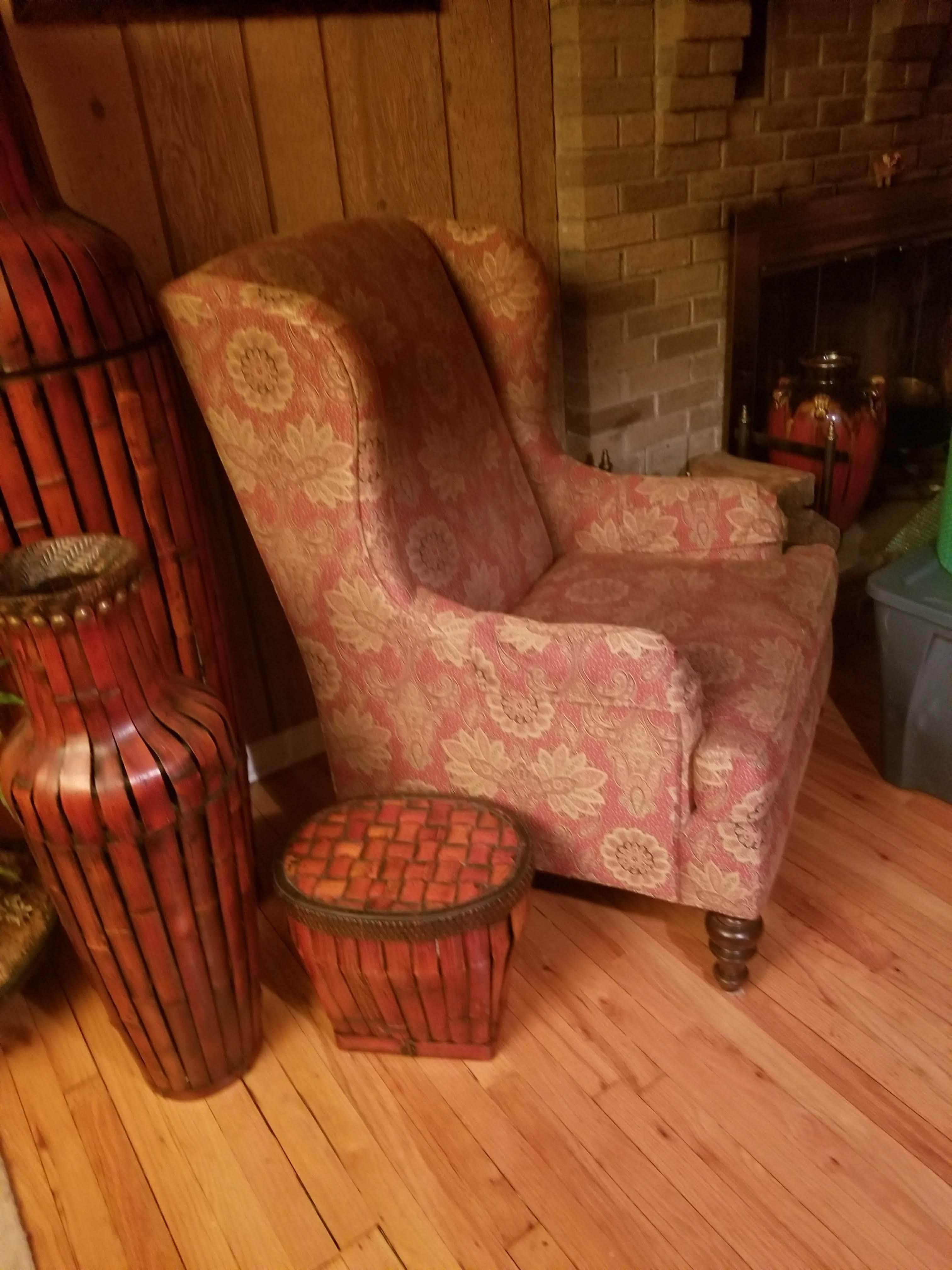 Drexel Heritage Custom Accent Chairs