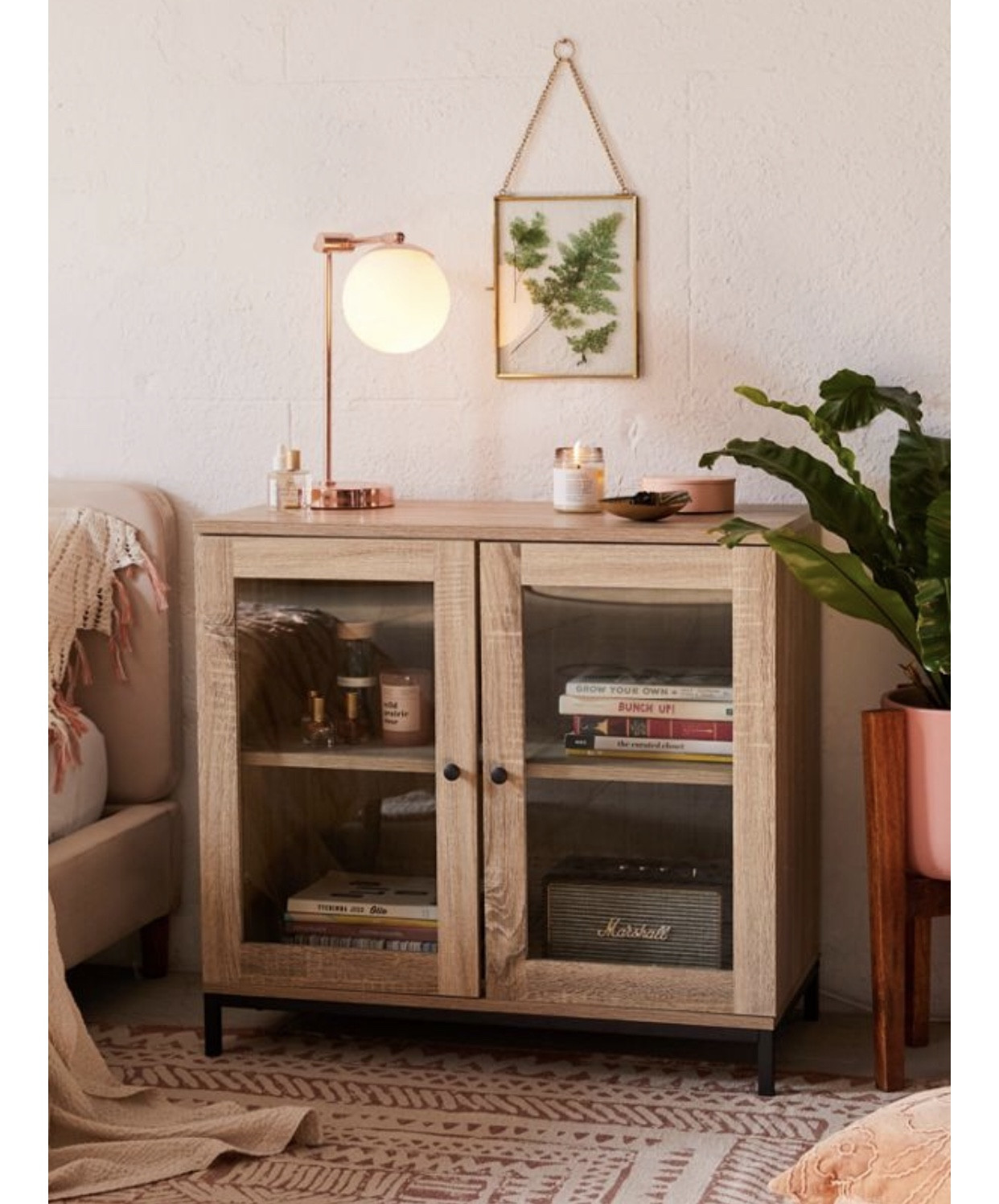 Urban Outfitters Nadia Display Cabinet