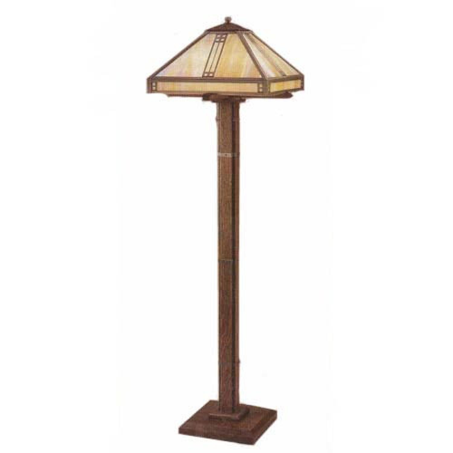 Arroyo Craftsman Arts & Crafts Floor lamp - image-0