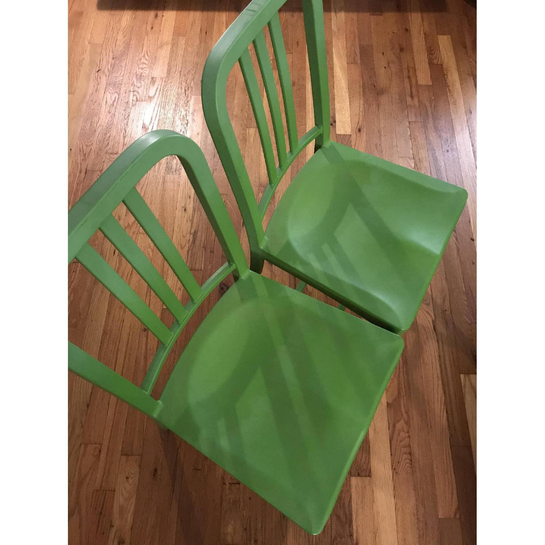 Astonishing Design Within Reach Emeco 111 Navy Chair Aptdeco Machost Co Dining Chair Design Ideas Machostcouk