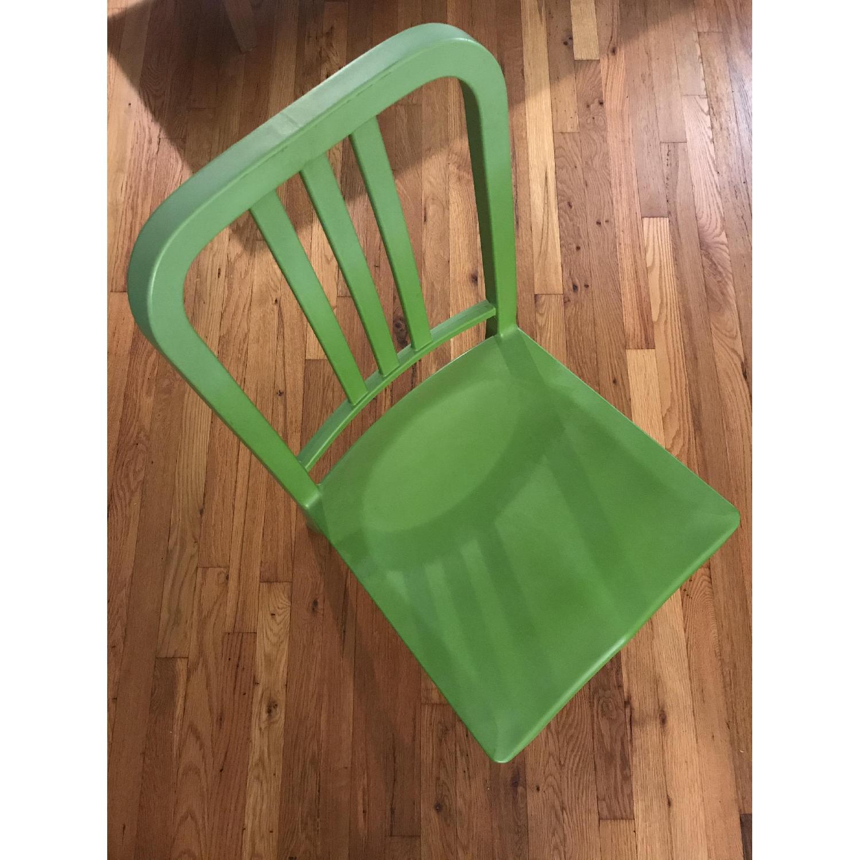 Sensational Design Within Reach Emeco 111 Navy Chair Aptdeco Machost Co Dining Chair Design Ideas Machostcouk