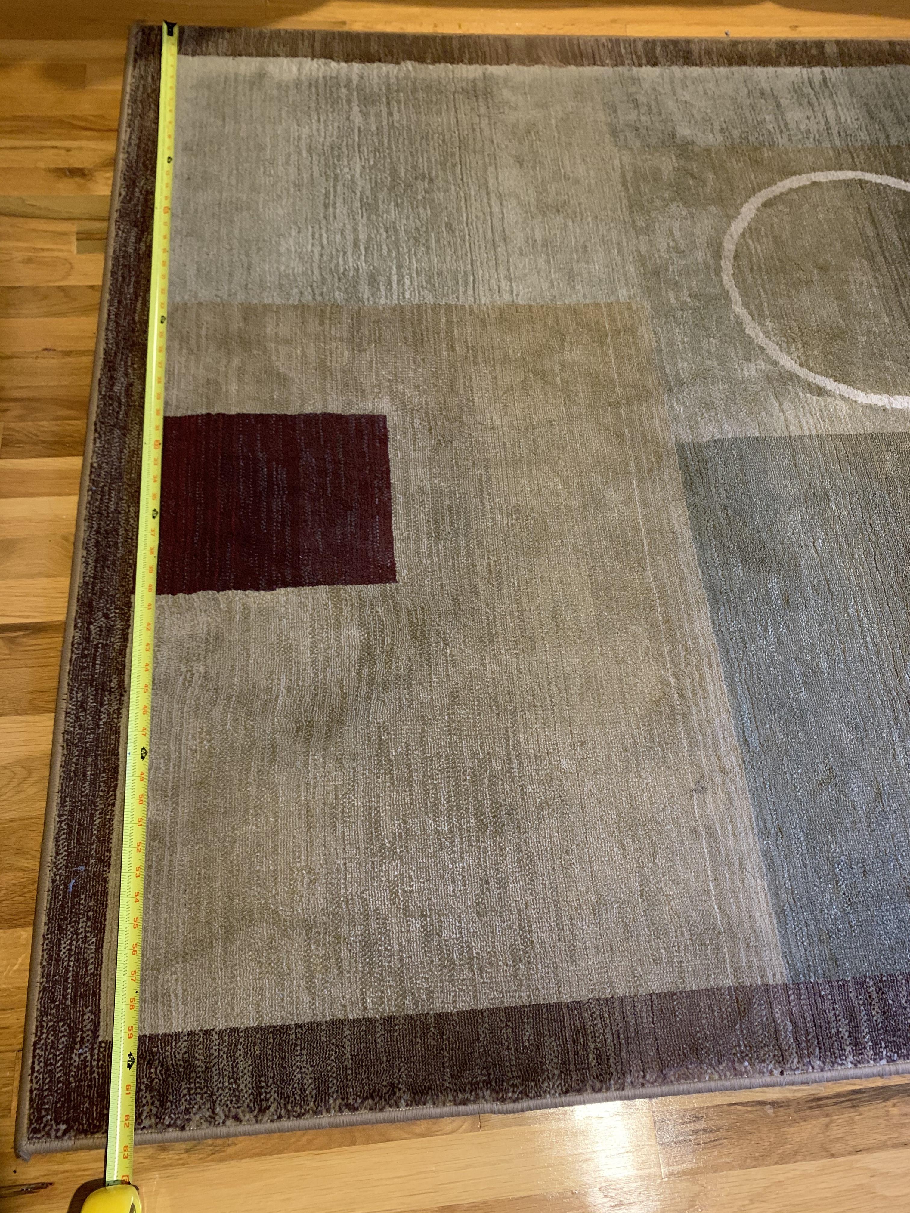 Macy's  Oriental Weavers Sphinx Area Rug w/ Rug Pad