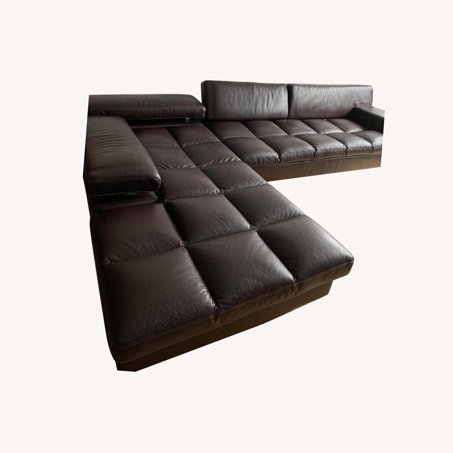 Roche Bobois Milano 2-Piece Sectional Sofa