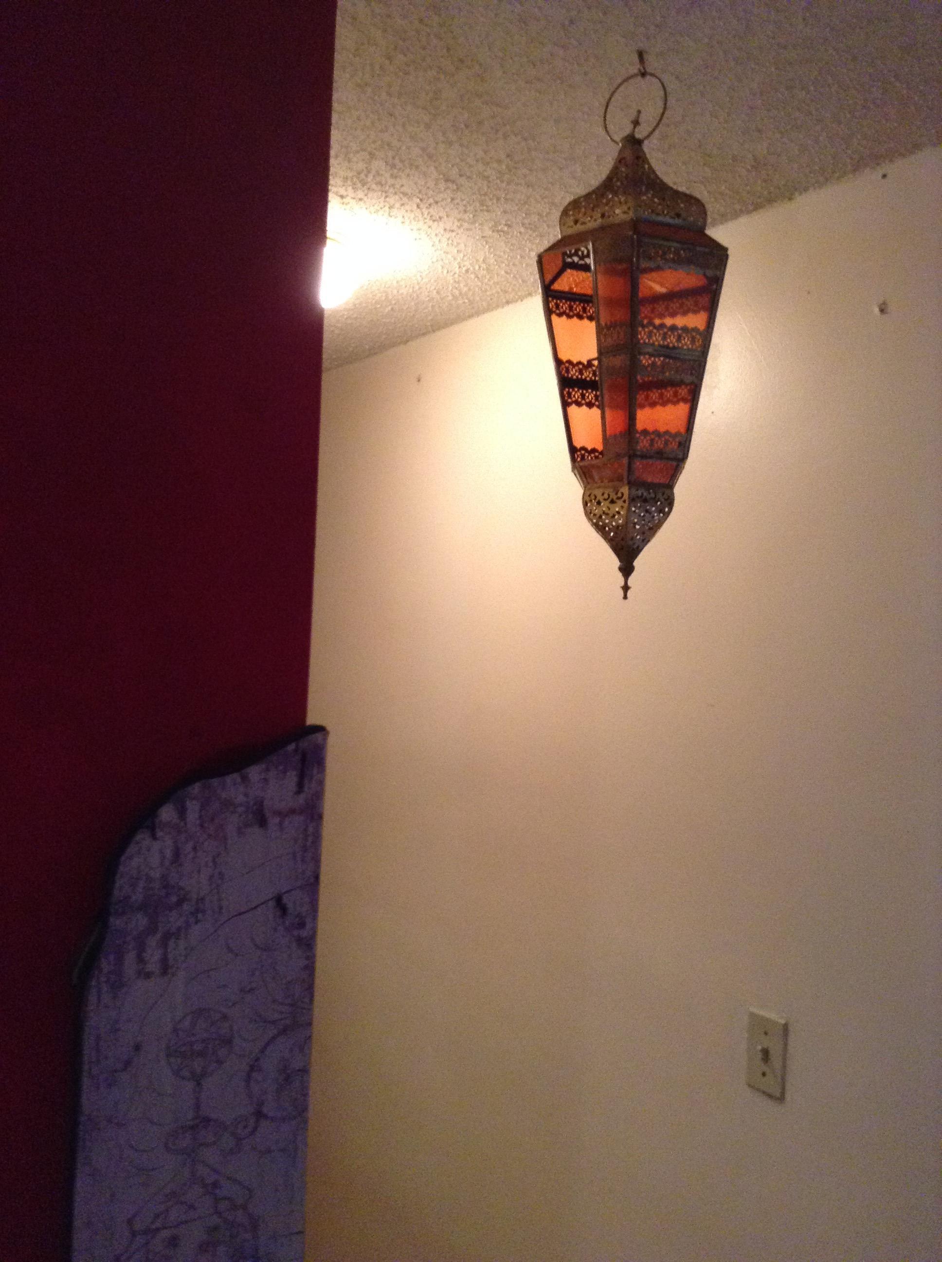Middle Eastern Lantern Light