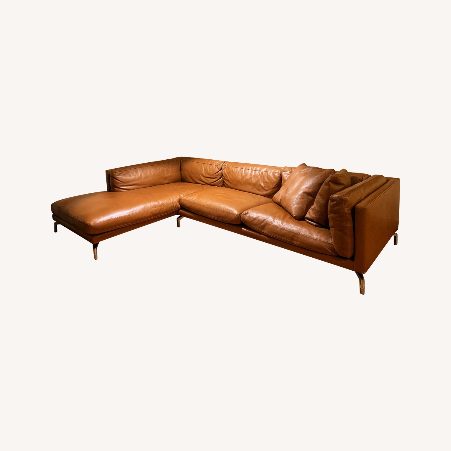 Design Within Reach Como Chaise Sectional Sofa
