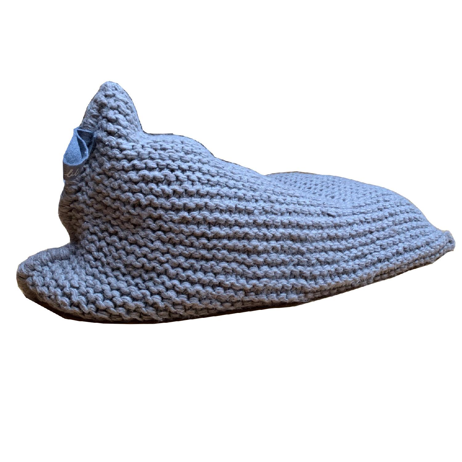 Nest Knitted Bean Bag - image-1