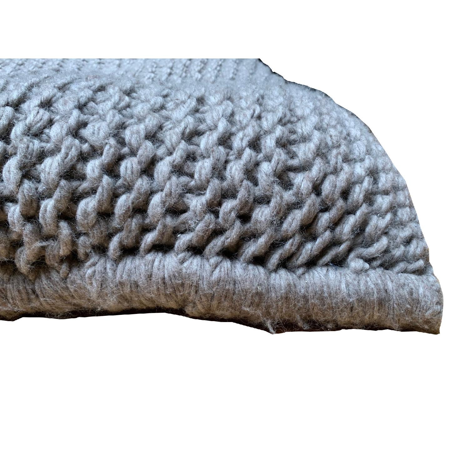 Nest Knitted Bean Bag - image-6