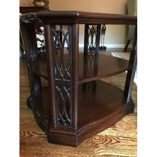 Stickley 1990s Traditional End Table