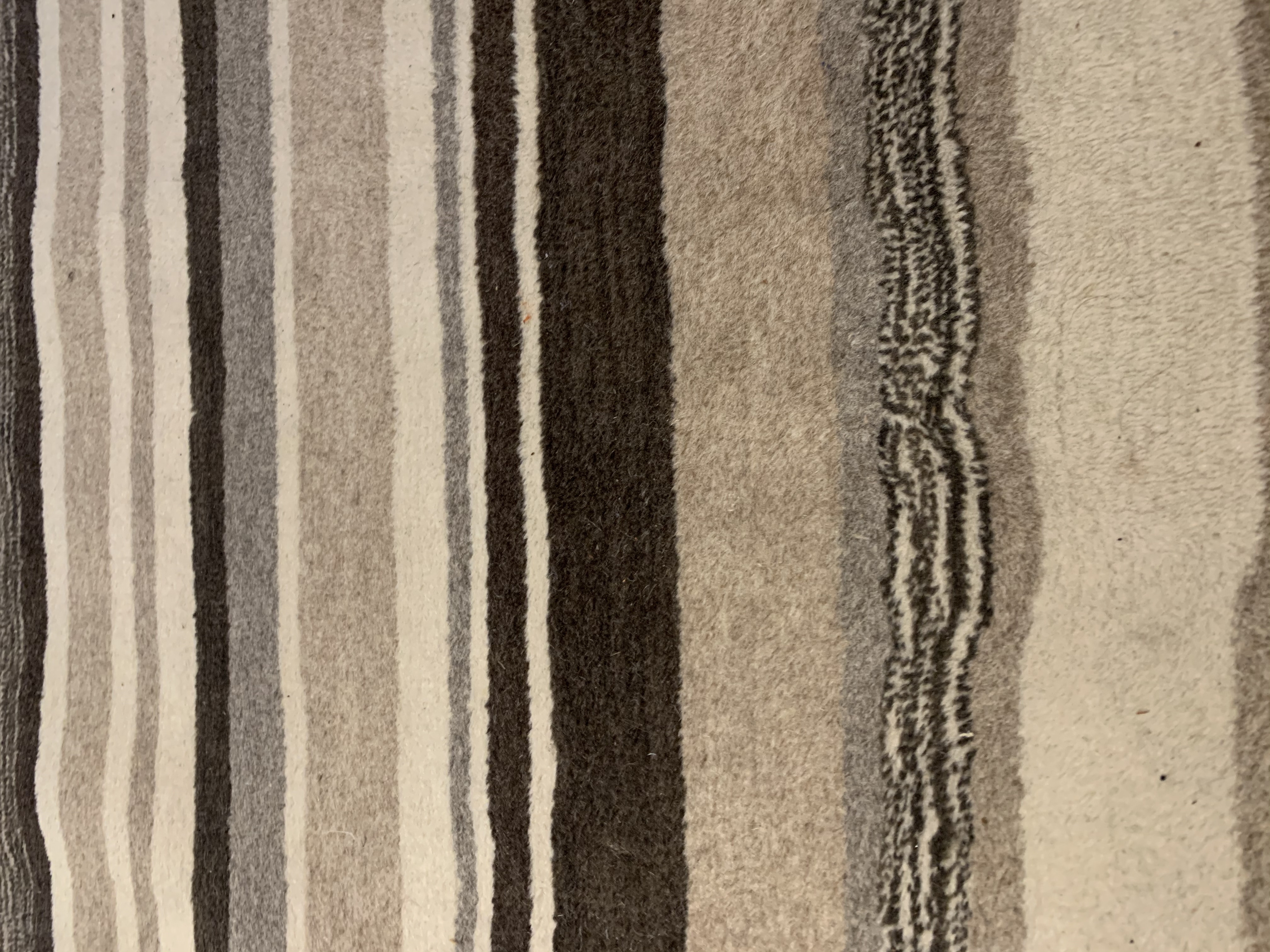 Pottery Barn Striped Rug