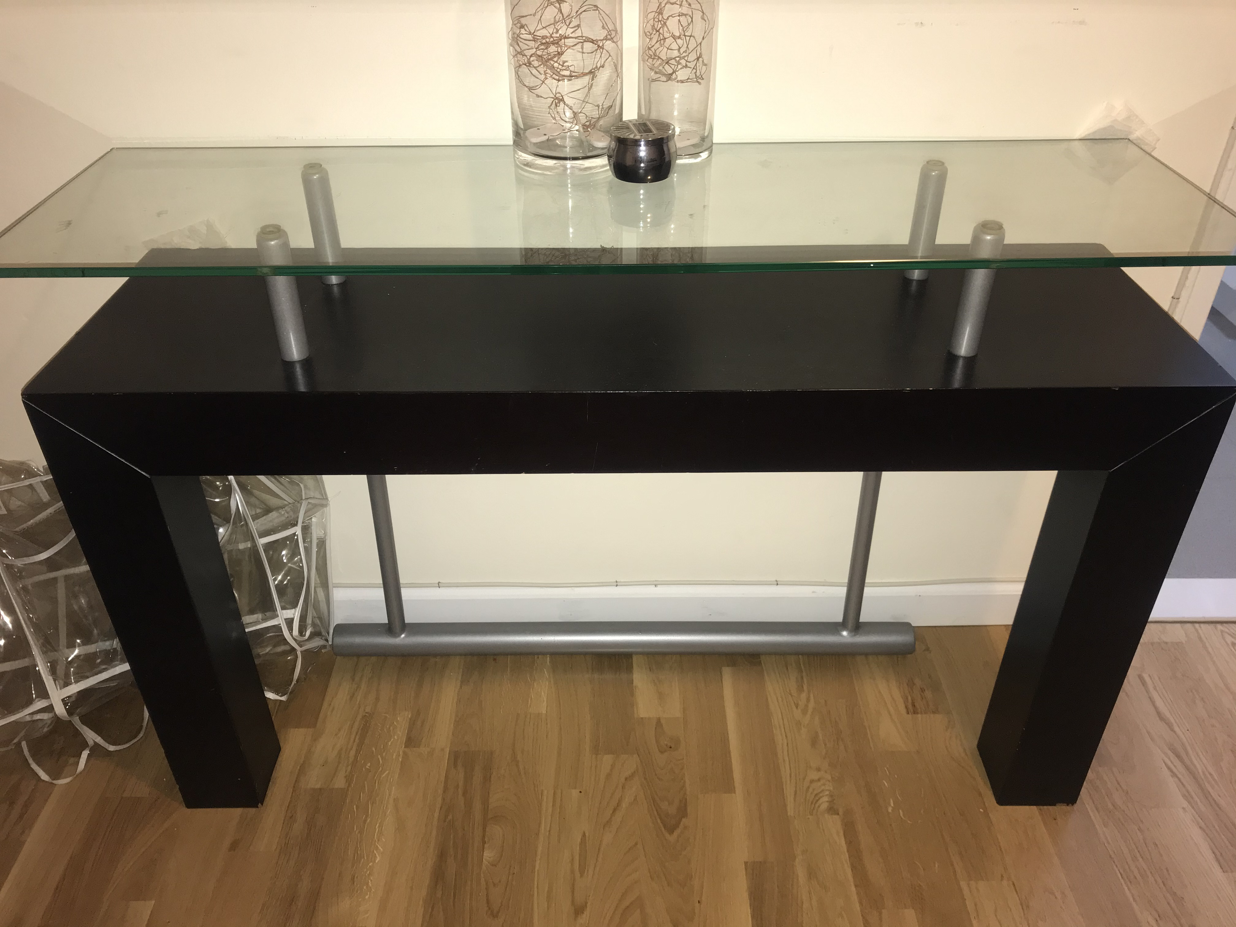 Z Gallerie Console Table