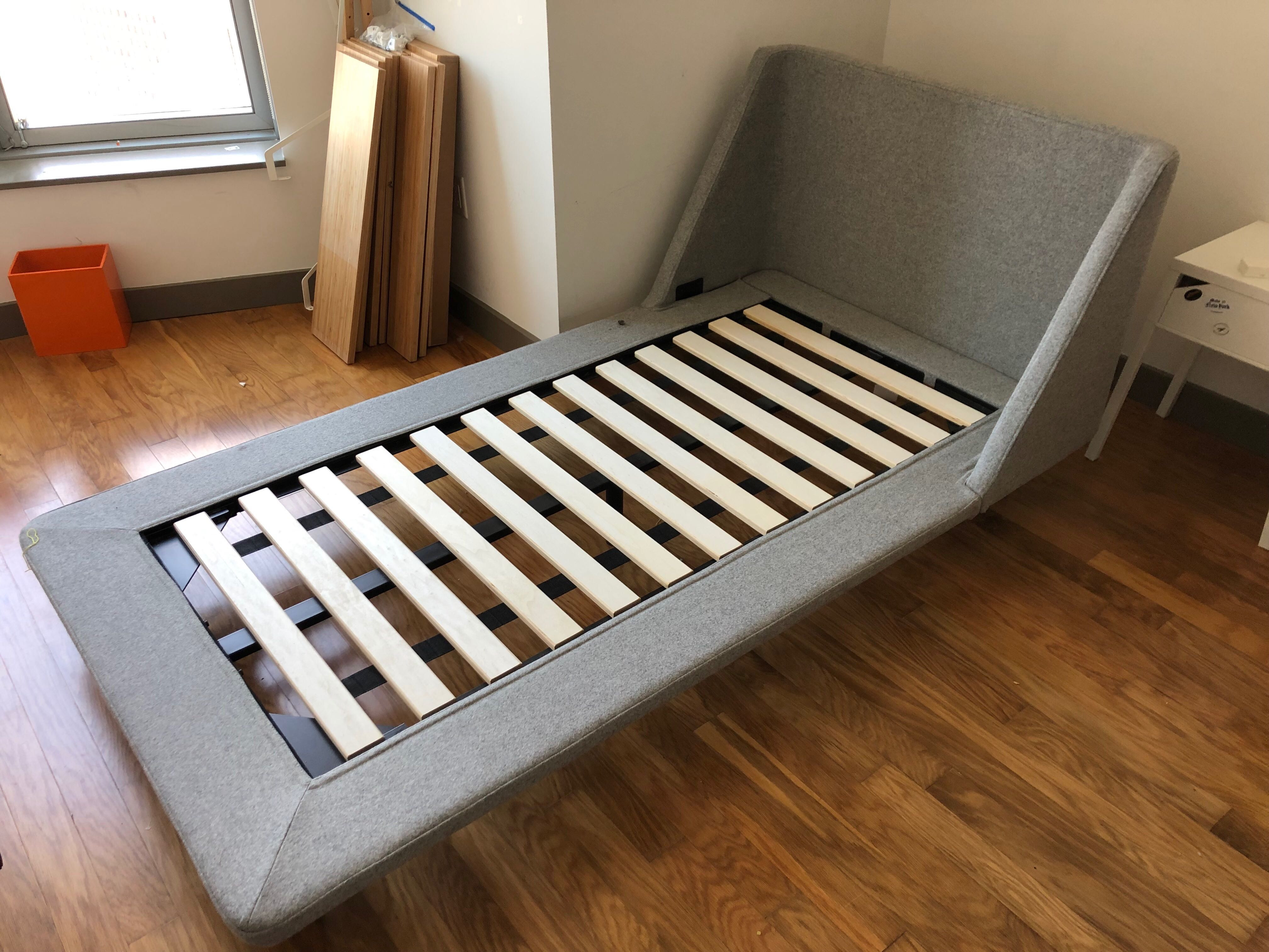 Blu Dot Nook Twin Bed