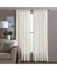 Wamsutta Sheer Curtain Panels