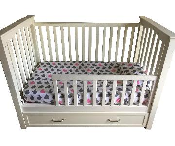 Pottery Barn Kids Toddler Bed